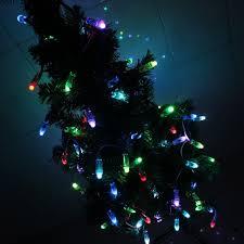 Spiral Lighted Christmas Tree Green Lights by 50pcs Dc5v 12mm Diffused Digital Rgb Led Pixels Lights Ws2811