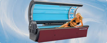Velocity Tanning Bed by Solaris 542 Tanning Bed