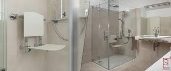 strauß duschen aus glas seniorengerechtes bad dusche