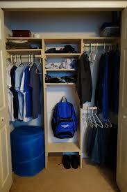 how to build a custom 5 u0027x8 u0027 reach in closet for less than 50 7