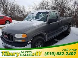 2000 GMC Sierra 2500 | Tilbury Auto Sales And RV Inc. 2000 Gmc Sierra Single Cab News Reviews Msrp Ratings With Gmc 2500 Williams Auto Parts Ls Id 28530 Frankenstein Busted Knuckles Truckin To 2006 Front Fenders 4 Flare And 3 Rise 4door Sierra 1500 Single Cab Lifted Chevy Truck Forum Tailgate P L News Blog 3500 Farm Use Photo Image Gallery Classic Photos Specs Radka Cars Information Photos Zombiedrive Coletons Monster