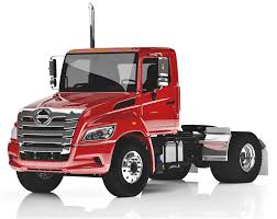 Toyota Enters Construction Truck Segment With Debut Of Hino XL7, XL8