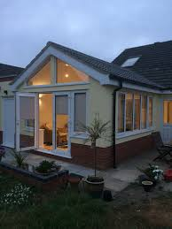 100 Conservatory Designs For Bungalows Replacement Of Conservatory And Garage Kevin George