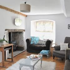 Stylish Country Cottage Living Room Ideas
