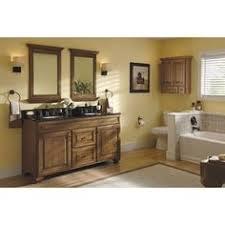 Allen Roth Bathroom Vanities Canada by Allen Roth Ballantyne Mocha With Ebony Glaze Traditional