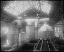 As In His Photographic Works Subjects Were Generally Material Things Such Machinery And Structures He Was Hired By The Ford Motor Co To Photograph