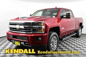 100 Country Truck New 2019 Chevrolet Silverado 3500HD High 4WD In Nampa