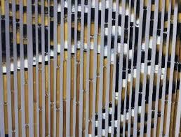rideau separateur de rideaux de porte en bambou cadeaux les