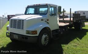 2000 International 4700 Flat Dump Bed Truck   Item DB8975   ... Bayer Truck Equipment Custom Bodies Boxes Beds Load Trail Trailers For Sale Utility And Flatbed Dump Cm Newcastle Ok 12 Ton Bed Cargo Unloader Tm For Sale Steel Frame A Sliding Makes Unloading Gravel Fast Easy Youtube Texas Gainesville Fl Build Your Own Work Review 8lug Magazine Jj Dynahauler Light Duty Chassis 2000 Intertional 4700 Flat Dump Bed Truck Item Db8975