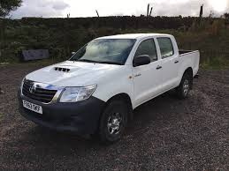 2013 63 Toyota Hilux Hl2 Crew Cab Pickup Truck No Vat | In ...