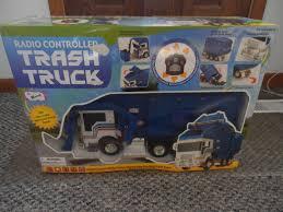 COLLECTABLE MANNY TRASH TRUCK NO REMOTE CONTROL 24