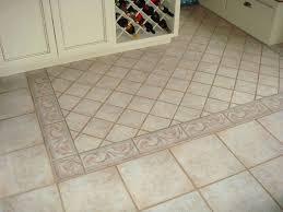 tile floor borders gallery tile floor designs and ideas
