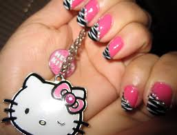 Easy Nail Design Ideas To Do At Home - Webbkyrkan.com - Webbkyrkan.com Nail Art Designs Cute Nail Arts Hello Kitty Inspired Nails Using A Bobby Pin Easy Art Blue Polish Flowers Pretty Design Lovely Simple Designs For Toes And Toe Inspirational Ideas At Home Short Homes Abc Cool Website Inspiration How To Do Teens Graham Reid Exciting Photos Best 3 For Freehand 2 Youtube