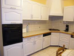 repeindre cuisine chene repeindre cuisine en chene awesome comment peinturer des armoires
