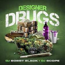 Designer Drugs DJ Bobby Black DJ Scope