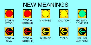 LEFT TURN DEFINITIONS