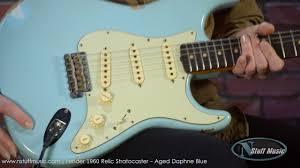 Fender 1960 Relic Stratocaster