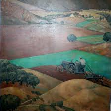 Coit Tower Murals Images by Coit Tower Cuneo Mural San Francisco Ca Living New Deal