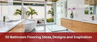 30 bathroom flooring ideas designs and inspiration 2020