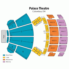 United Palace Theatre New York Ny Seating Chart