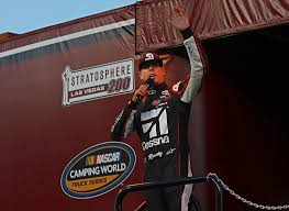 Kyle Busch Starts Las Vegas Weekend With 50th Truck Series Win | Las ... Nascar Camping World Truck Series Entry List Las Vegas 300 Motor Speedway 2017 350 Austin Wayne Gander Outdoors Wikiwand Holly Madison Poses As Grand Marshall At Smiths Nascar Sets Stage Lengths For Every Cup Xfinity John Wes Townley Breaks Through First Win Stratosphere Named Title Sponsor Of March 2 Oct 15 2011 Nevada Us The 10 Glen Lner Stock Arrest Warrant Issued Nascars Jordan Anderson On Stolen Car Ron Hornaday Wins The In Brett Moffitt Chicagoland Race