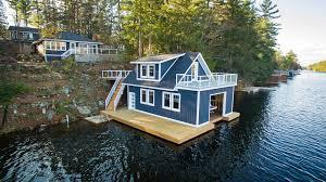 100 Lake Boat House Designs Boathousedesignmuskokaabovebeyondbuildingcontractors Above