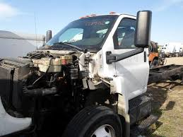 100 Gmc C4500 Truck 2004 GMC C8500 Salvage For Sale Hudson CO 139371