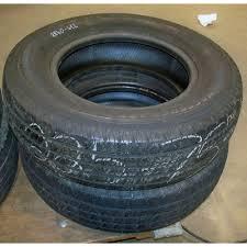 100 Used Truck Tires Mastercraft Courser Light Pair LT22575R 16 EBay
