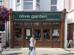 Olive Garden Regent Road Great Yarmouth Picture of Olive