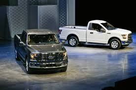 2015 Ford F-150 Revealed - 2014 Detroit Auto Show Update - Motor Trend