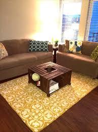 diy crate coffee table pallet furniture diy
