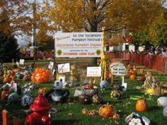 Sycamore Pumpkin Fest Run by Pumpkin Parade Sunday Events In Sycamore Pinterest Pumpkins
