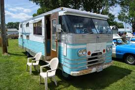 Ray Frank And The Original Dodge Motorhome