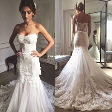 Vintage Fitted Wedding Dresses