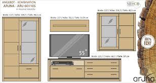 aruna 601105 wohnzimmer möbel wohnzimmereinrichtung wimmer asteiche massiv