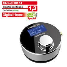 albrecht dr 54 dab digitalradio adapter
