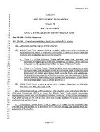 100 Food Truck Permit 1 3 ORDINANCE 17 2017 4 5 6 AN ORDINANCE OF THE CITY
