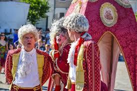 initiation d une marquise festival cape et épée de richelieu la marquise de noutroy