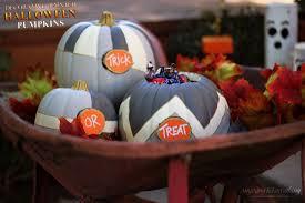 Pick Your Pumpkin Decorative Halloween Painted Pumpkins U2039 Anything