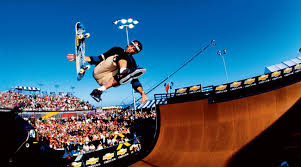 Tony Hawk Tech Deck Half Pipe by Tinker Juarez Soldiers On After 40 Years Of Mountain Bike Racing