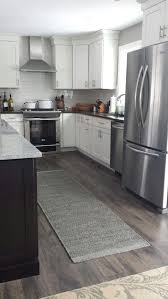 Best Flooring For Kitchen And Living Room by Best 25 Grey Kitchen Floor Ideas On Pinterest Grey Tile Floor