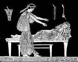 Penelope Virtuous Wife Of Odysseus