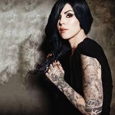 Kat Von D Sleeve Tattoo Designs