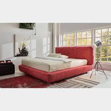 tanja meise brands boxspringbett crush webstoff rot mit matratze