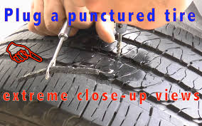 How To Plug A Car Tire - Tire Repair - YouTube Semi Truck Tire Changer Whosale Suppliers Aliba And Trailer Repair Near Me How To A Nail Hole In Tire With Plug On Semi Truck Big Repair 2 Fding Leak Tighten Valve Stem Youtube Blown Tires Are Serious Highway Hazard Roadtrek Blog Tools And Trucks Busescommercial Sealant Medic Commercial Maintenance Kit For Medium Heavy Duty 30 Cords Aw Direct