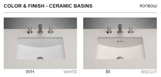 Ronbow Sinks And Vanities by 24