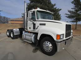 100 Day Cab Trucks For Sale Mack Fuel Lube In Iowa Used