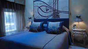 Blue Color Bedroom Ideas Creditrestore Us
