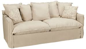 Cindy Crawford White Denim Sofa by Beautiful Slipcover Sofas With Cindy Crawford Home Beachside White