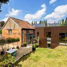 100 Barn Conversions To Homes Is This Family Home In Gloucestershire The Perfect Modern
